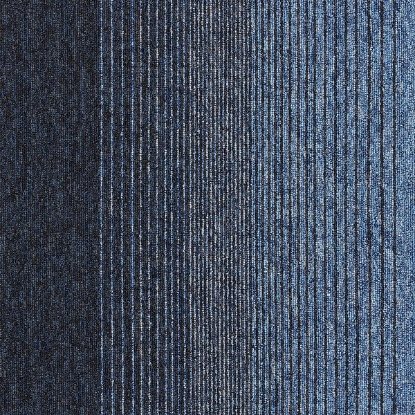 Interface Employ Lines Waterfall 4223004 Carpet Tiles